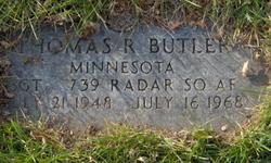 Thomas Raymond Butler