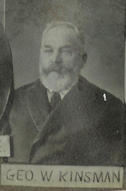 George W. Kinsman