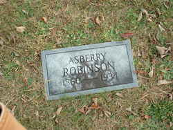 Asberry Robinson