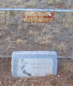 Catarino B. Martinez