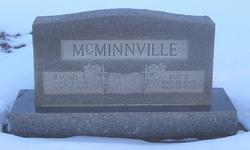 Rachel Rosalind <I>Davison</I> McMinnville