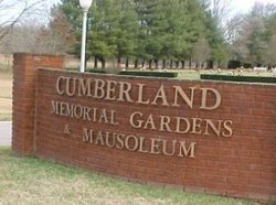 Cumberland Memorial Gardens and Mausoleum