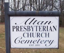 Altan Presbyterian Church Cemetery