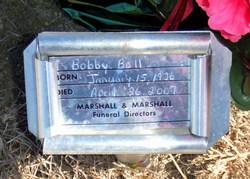 Bobby Lee Hoyt Ball