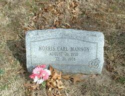Morris Carl Mannon