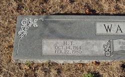 H. T. Ward