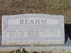 Aliene <I>Nolley</I> Beahm