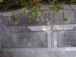 Merle A Bell