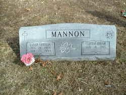 LaNann Ophelia <I>Caudill</I> Mannon
