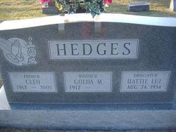 Cleo Hedges