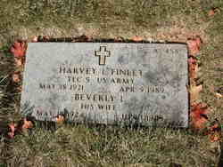 Harvey L Finley