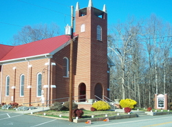 Saint Stephens Lutheran Church Cemetery