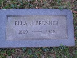 Ella Jane <I>Cornwell</I> Brenner
