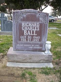 Richard Charles Ball