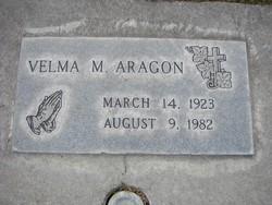 Velma M. Aragon