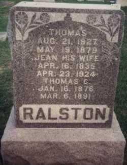 Thomas C. Ralston