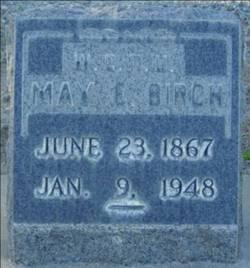 May E Birch