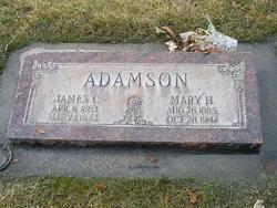 James Crooks Adamson