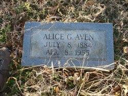 Alice Georgia Aven