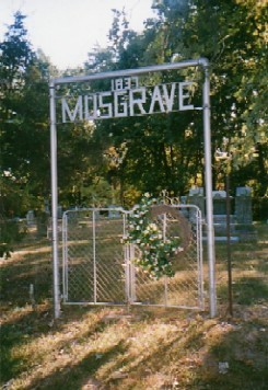 Musgrave Cemetery