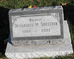 Demarious M Smeltzer