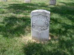 Pvt John F. Brooks