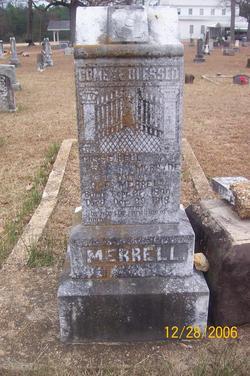 Gussie Bell <I>McBryde</I> Merrell