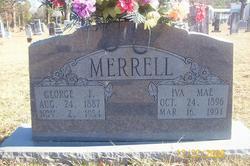Iva May Merrell