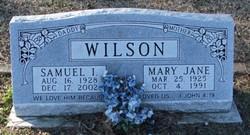 Samuel I. Wilson