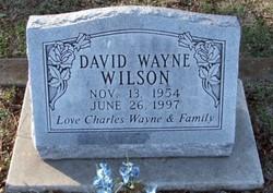 David Wayne Wilson