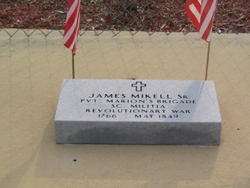 Pvt James Mikell, Sr