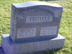 Beulah M. Troxell