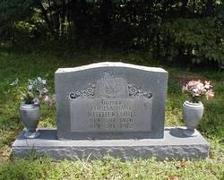 Louisa Jane <I>Ward</I> Rutherford
