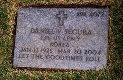 Corp Daniel V Segura