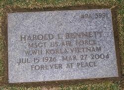 Harold L Bennett
