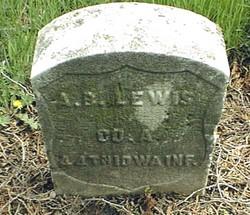 Alasco B. Lewis
