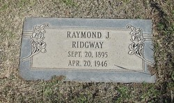 Raymond J. Ridgway