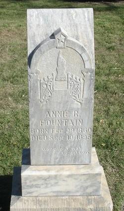 Annie Ray <I>Warren</I> Fountain
