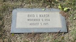Enid Ingerton Marsh