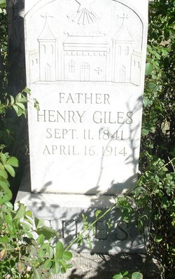 Henry Giles