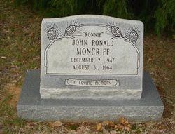 John Ronald Moncrief