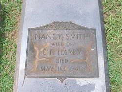 Nancy <I>Smith</I> Hardy