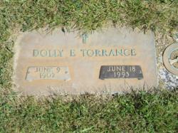 Dolly Edna <I>Gilmore</I> Torrance