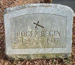 Roger Adrian Begin