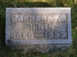 Barbara A. <I>Kozel</I> Shirts