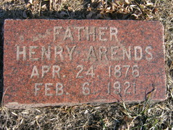 Henry Arends