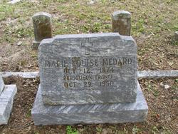 Marie Louise Medard