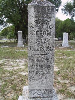 Albert O Gerow