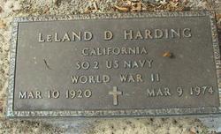 LeLand D Harding