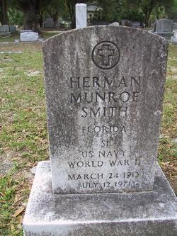Herman Munroe Smith